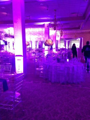 bar bat mitzvah lighting services michigan affordable party lighting