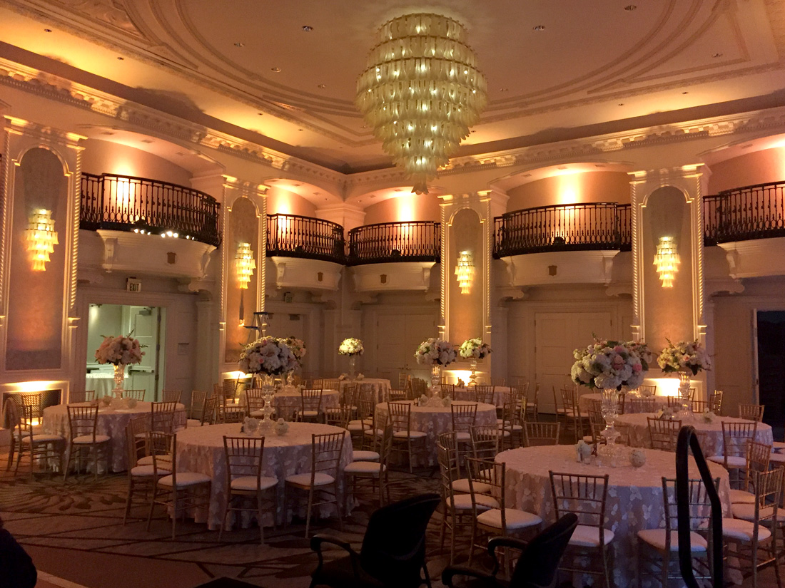 Wedding & Event Lighting Michigan | Affordable Party Lighting - image-light