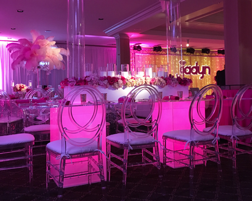 Lighting Services - Affordable Party Lighting - underbm